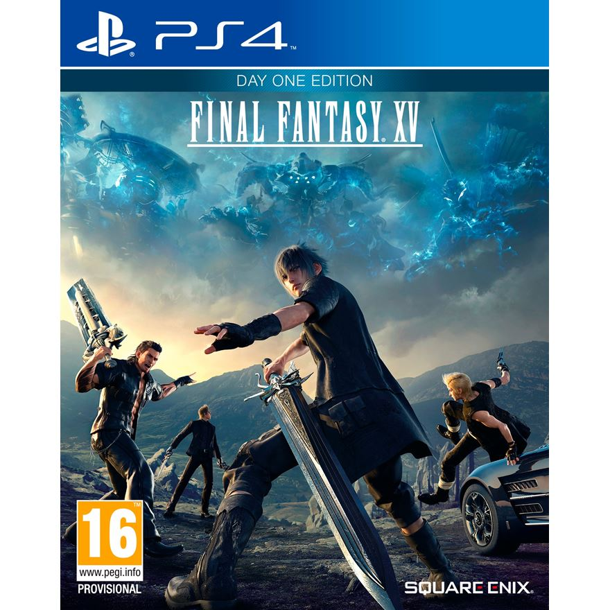 Final Fantasy XV PS4 image-0