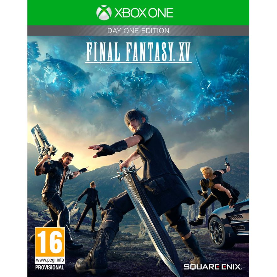 Final Fantasy XV Xbox One image-0