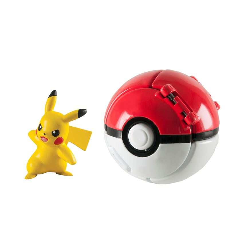 Pokemon Throw 'n' Pop Poke Ball - Assortment image-0