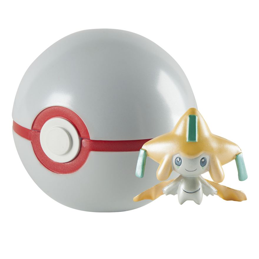 Pokémon 20th Anniversary Jirachi & Premier Ball