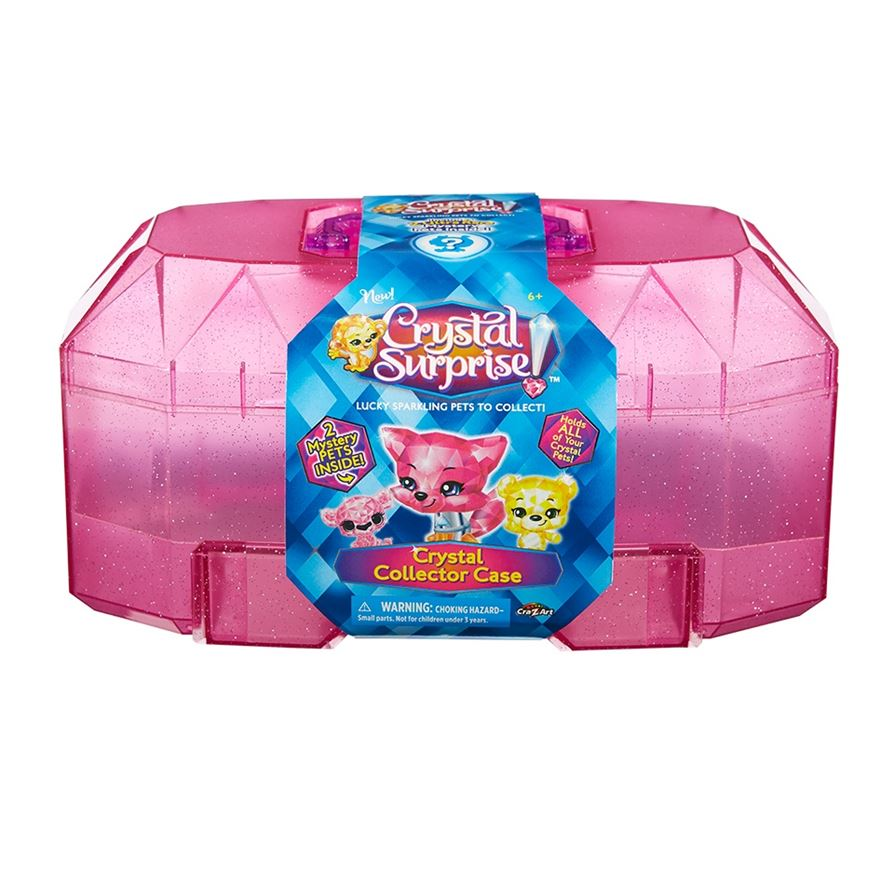 Crystal Surprise Crystal Collector Case image-0