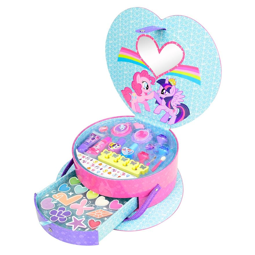 My Little Pony Canterlot Cosmetic Case image-0