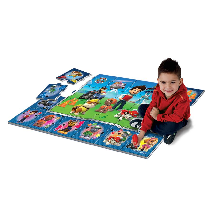 Paw Patrol Electronic Floor Game image-0
