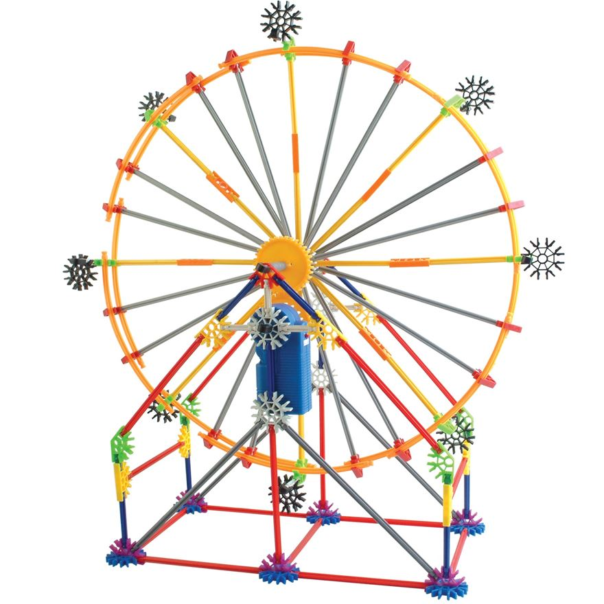 Ferris Wheel 8 in 1 Model Set image-0