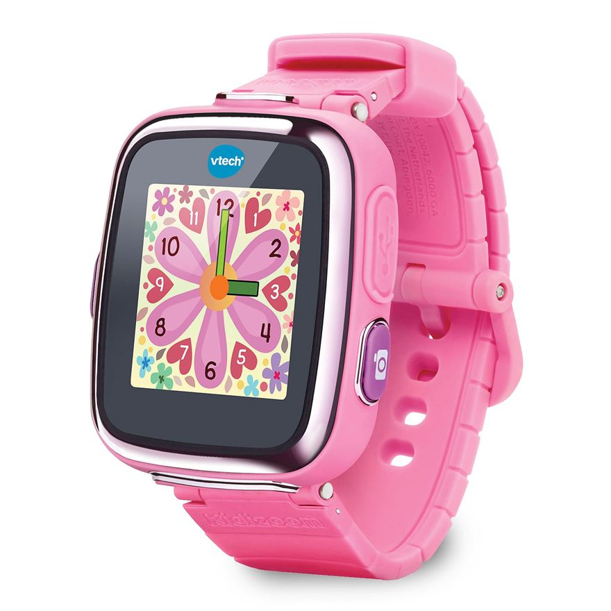 Kidizoom Vtech Smart Watch DX Pink image-0