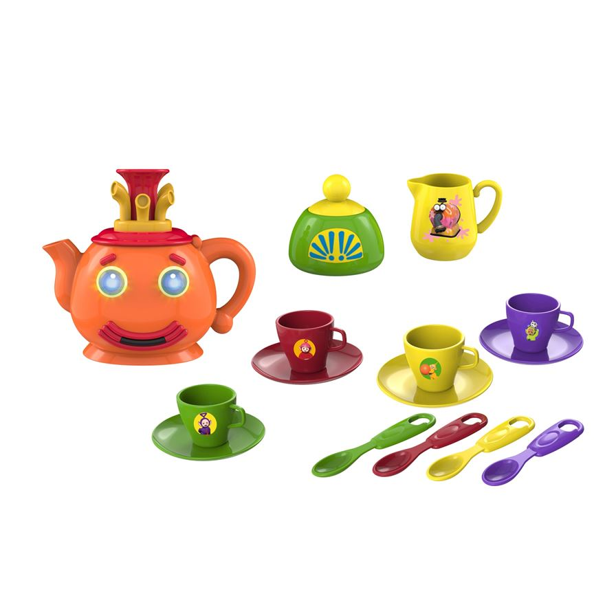 Teletubbies Light and Sound Tea set