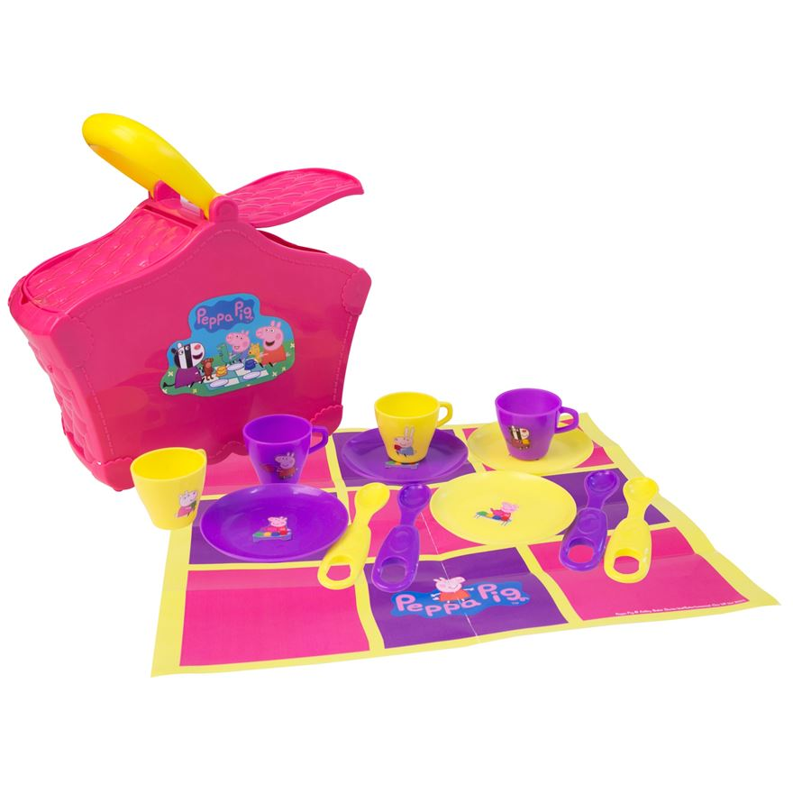 Peppa Picnic Hamper Set image-0