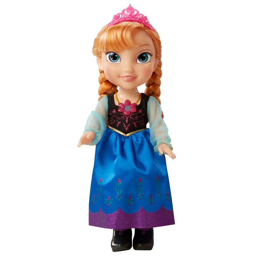 Singing Anna Toddler Doll