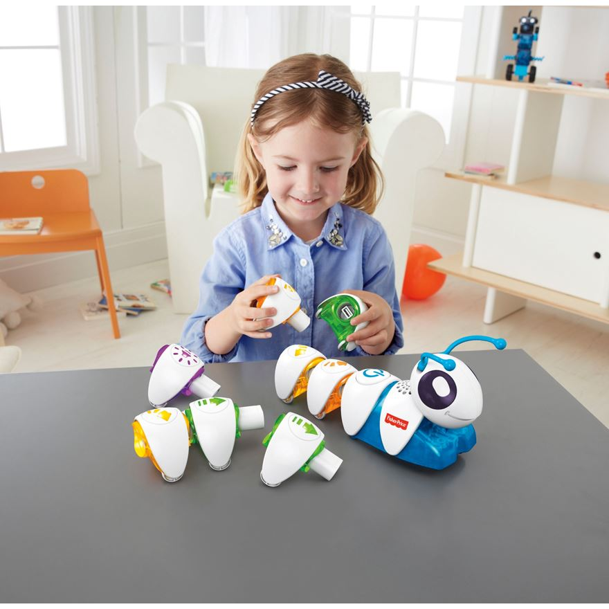 Fisher Price Code-a-pillar image-0