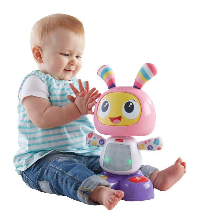 Fisher-Price Bright Beats Dance and Move BeatBelle image-0