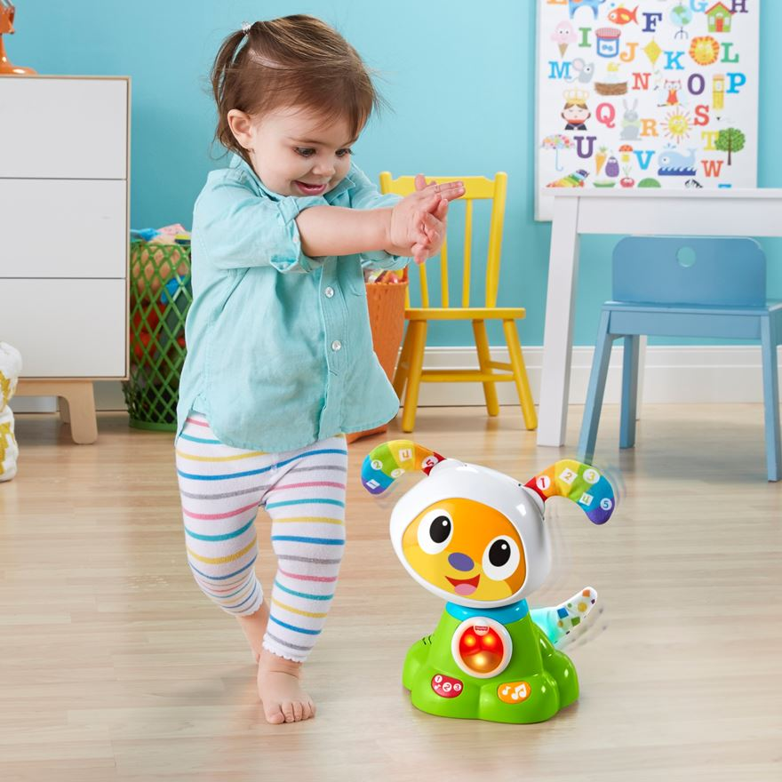 Fisher Price Bright Beats Dance and Move BeatBowWow image-0