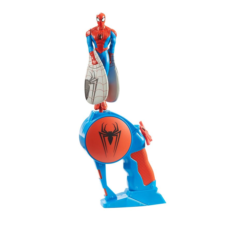 Flying Heroes Spider-man image-0