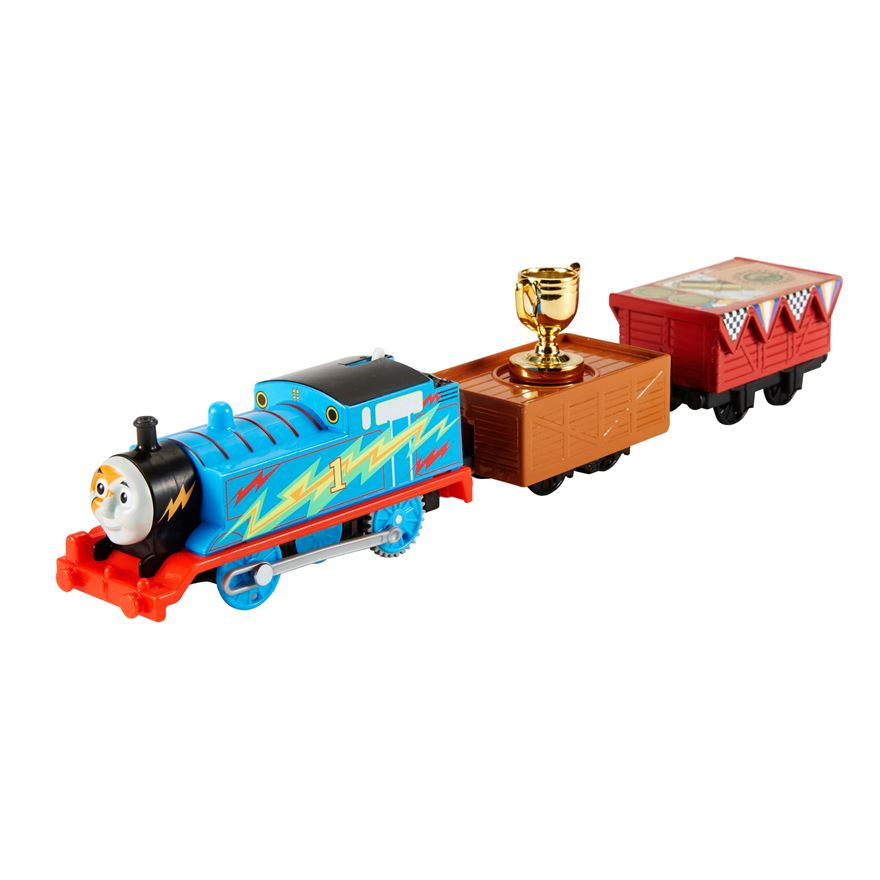 Thomas & Friends TrackMaster Trophy Thomas image-0