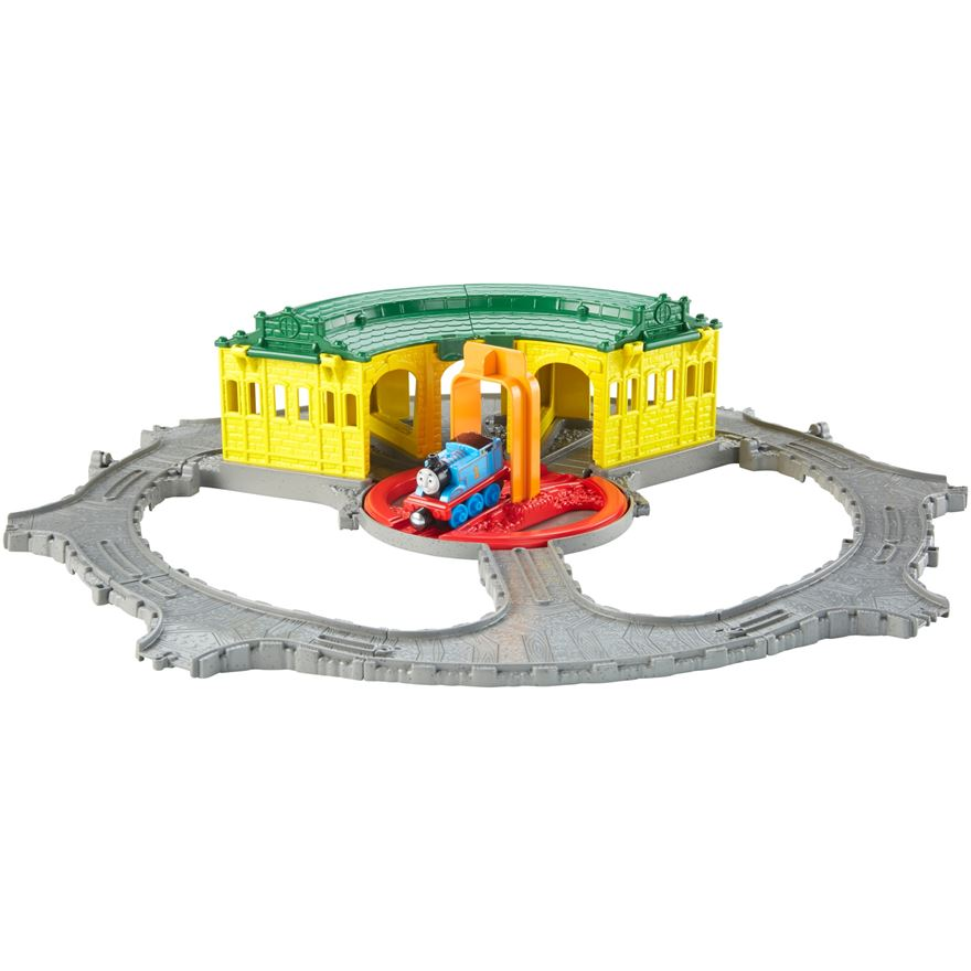 Thomas & Friends Take-n-Play Tidmouth Sheds image-0