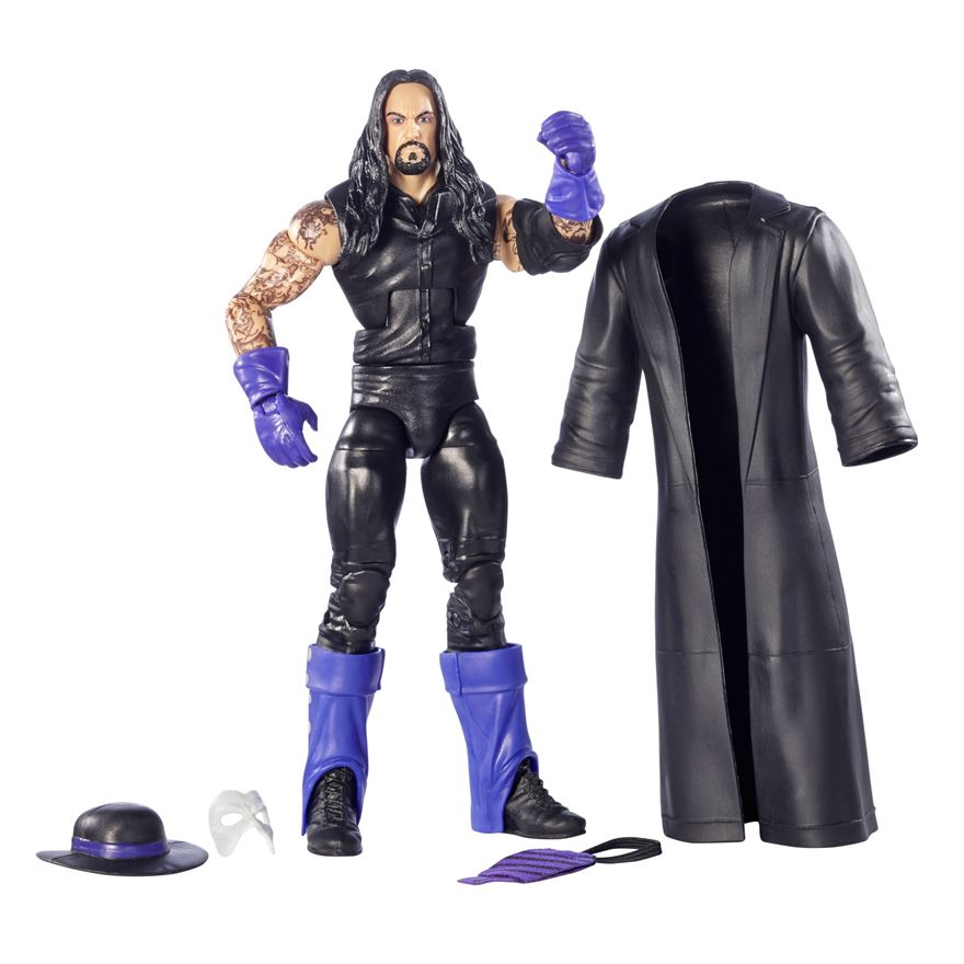 WWE Elite Collection Flashback The Undertaker image-0