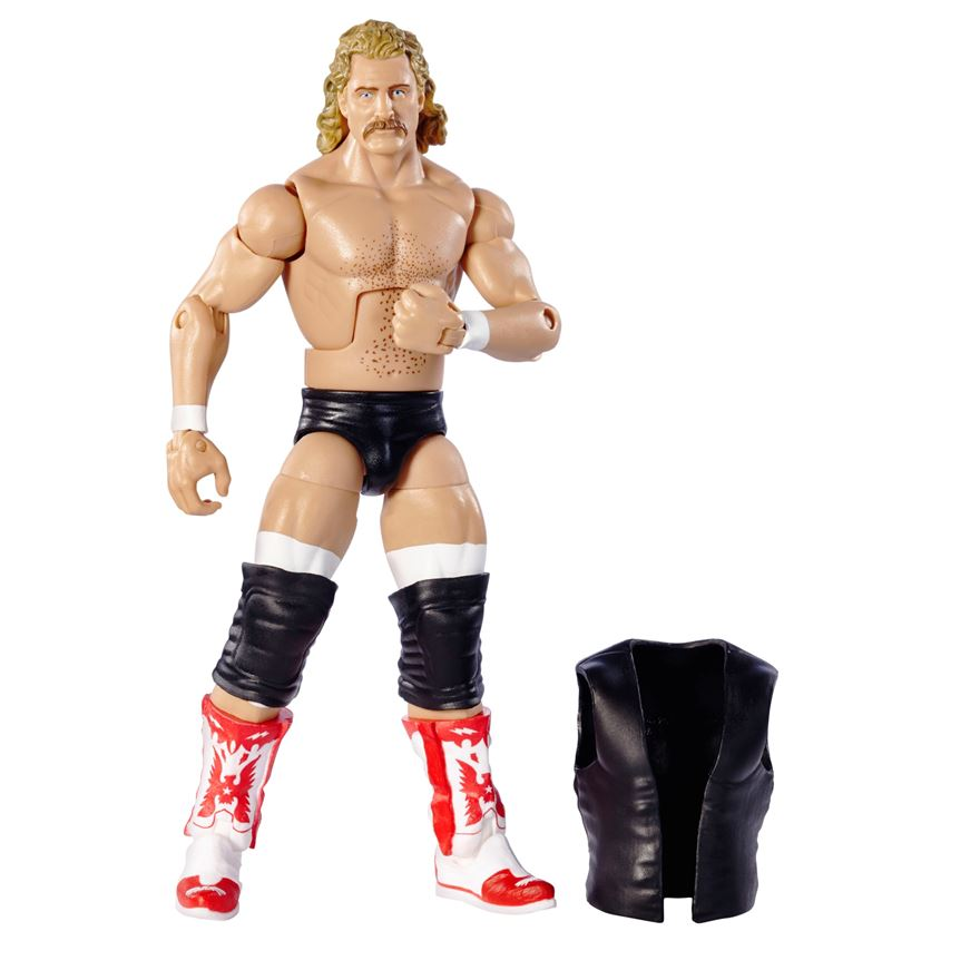 WWE Elite Collection Flashback Magnum T. A. image-0