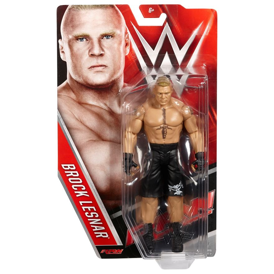 WWE  Basic Figures Series 64 Brock Lesnar image-0