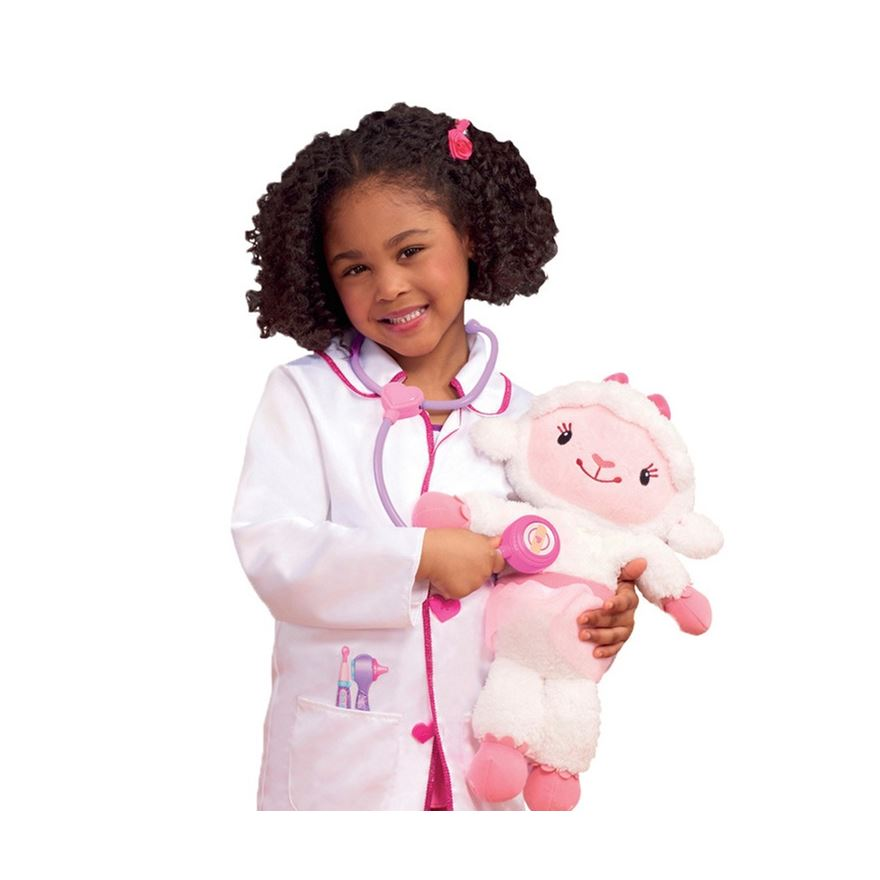 Doc McStuffins Toy Hospital Doctor's Dress Up Set image-0