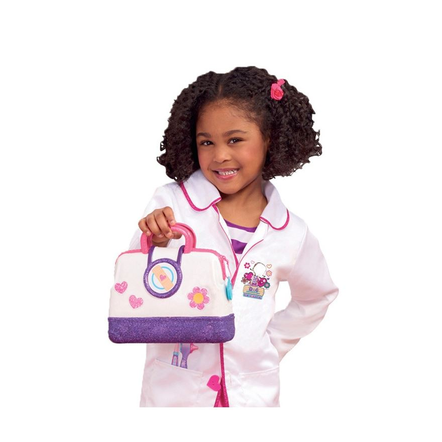 Doc McStuffins Toy Hospital Bag Set image-0