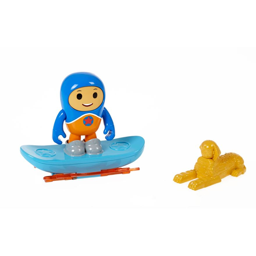 Fisher-Price Go Jetters  Figures and Click On– Assortment image-0