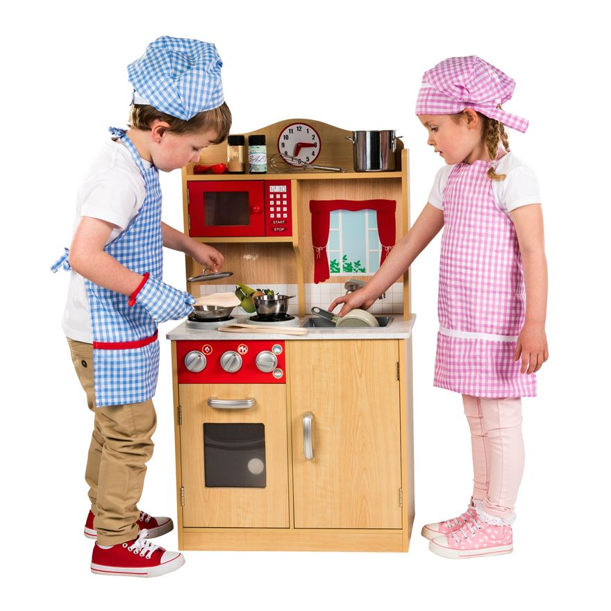 My Little Chef Play Kitchen image-0