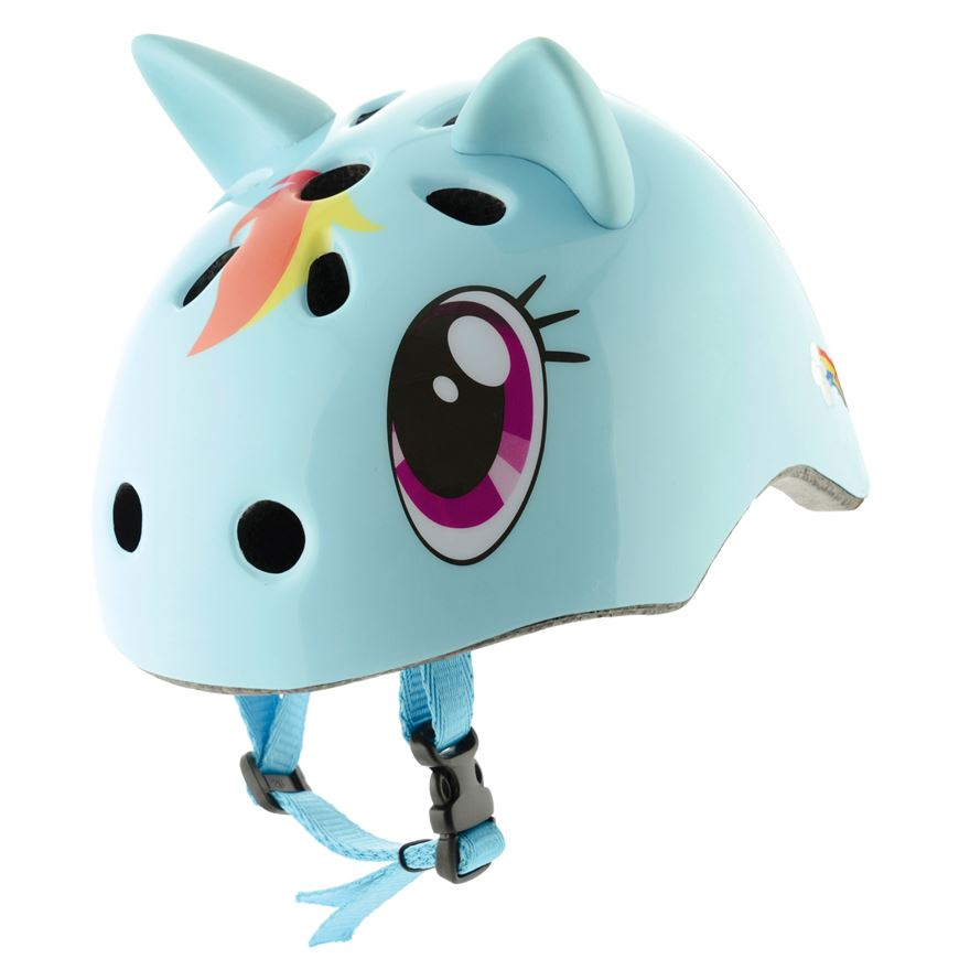 My Little Pony Rainbow Dash 3D Safety Helmet image-0
