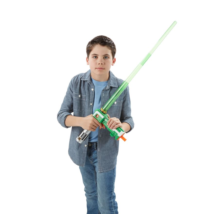 Star Wars BladeBuilders Blast-Tech Lightsaber image-0