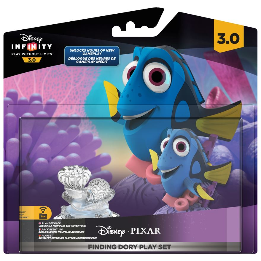 Disney Infinity 3.0 Finding Dory Playset image-0