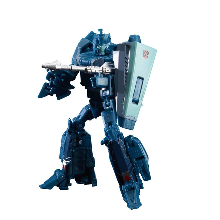 Transformers Generations Deluxe Titan Figure - Assortment image-0
