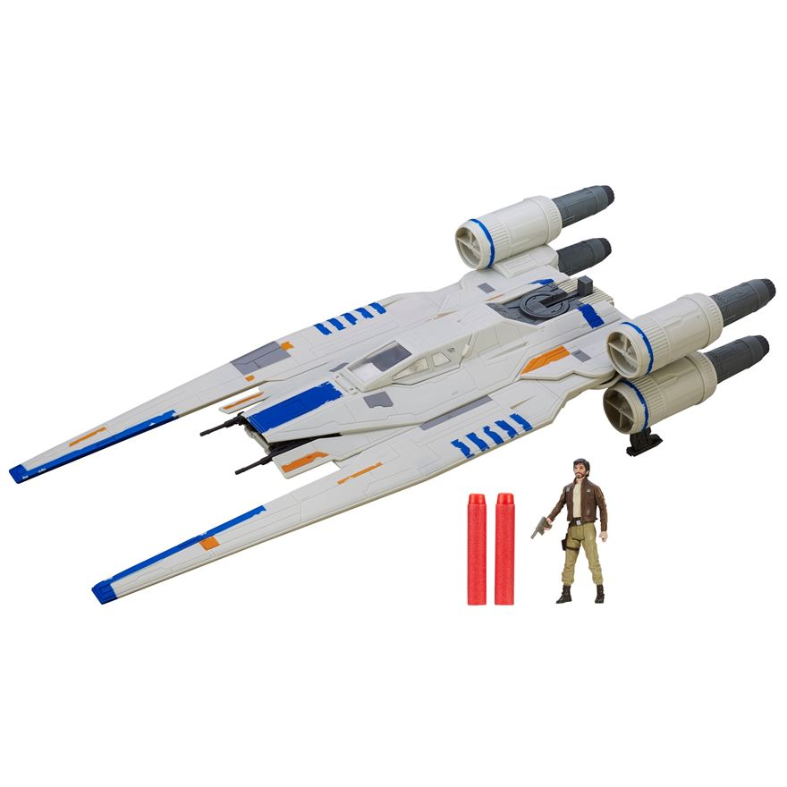 Star Wars Rogue One Rebel U-Wing Fighter image-0