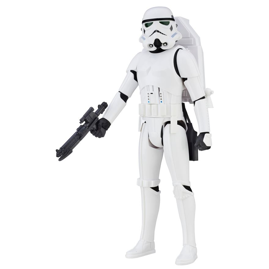 Star Wars Interactech Imperial Stormtrooper 30cm Figure image-0