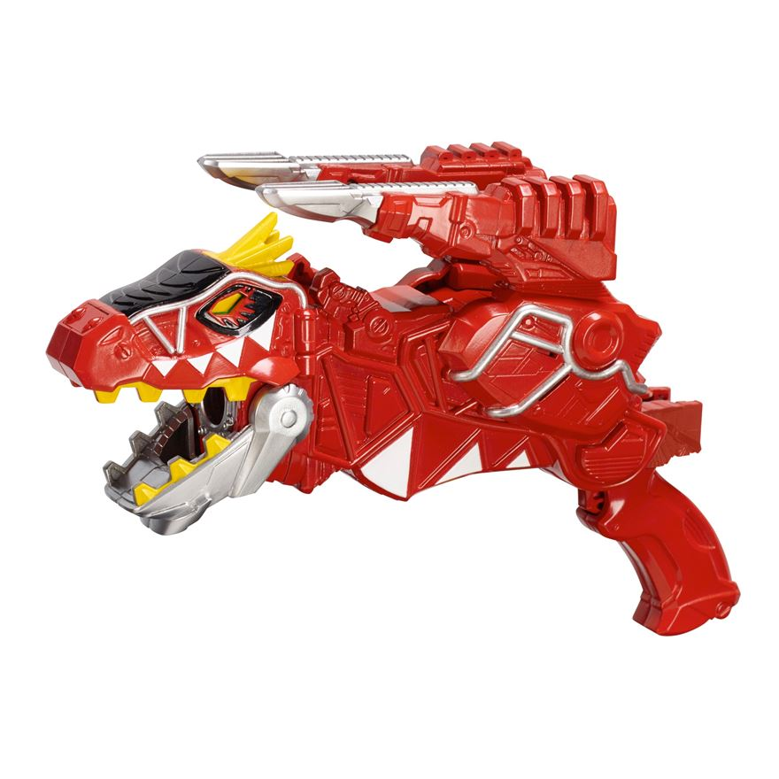 Power Rangers Dino Super Charge T-Rex Morpher image-0