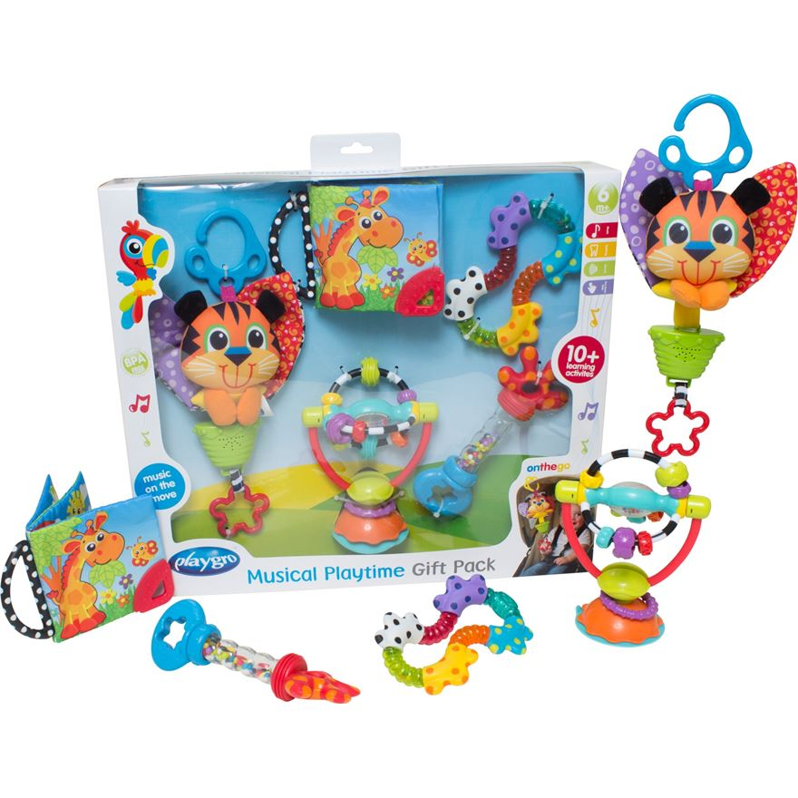 Musical Playtime Gift Pack image-0