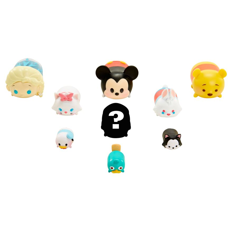 Disney Tsum Tsum 9 Pack Figures Assortment Series 1 image-0