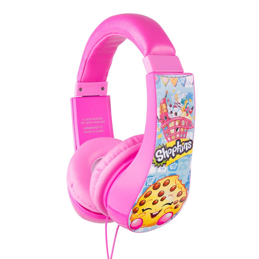 Shopkins Kid Safe Headphones image-0