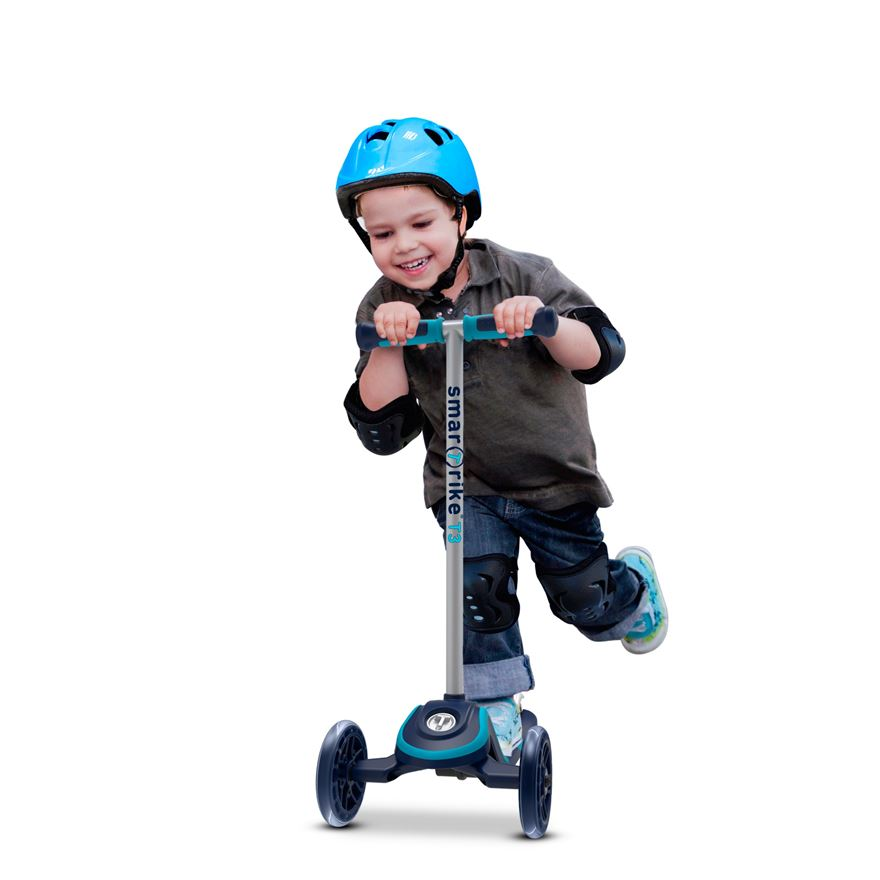 Smart Trike T-Scooter T3 Blue image-0
