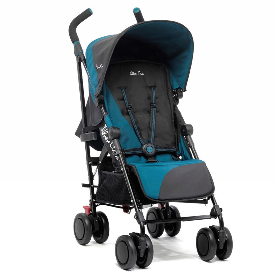 Silver Cross POP 2 Stroller Jade image-0