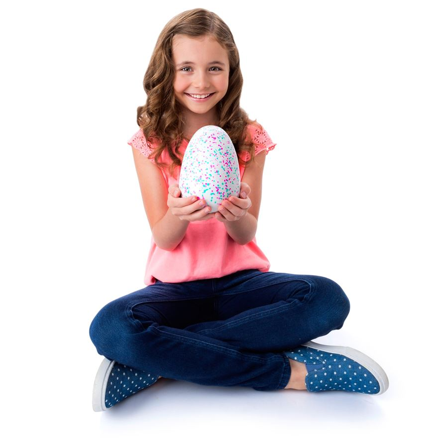 Hatchimals Pengualas Teal Egg image-0