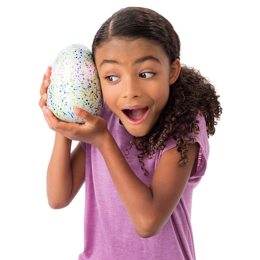 Hatchimals Draggles Green Egg image-0