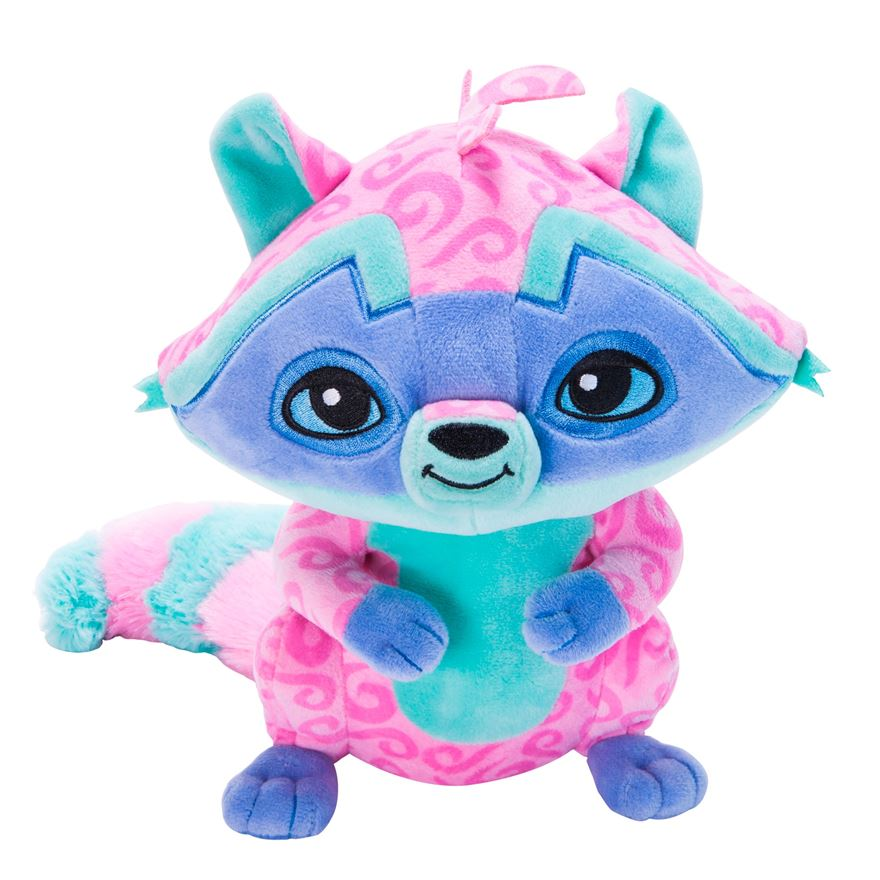 Animal Jam Deluxe Plush Raccoon image-0