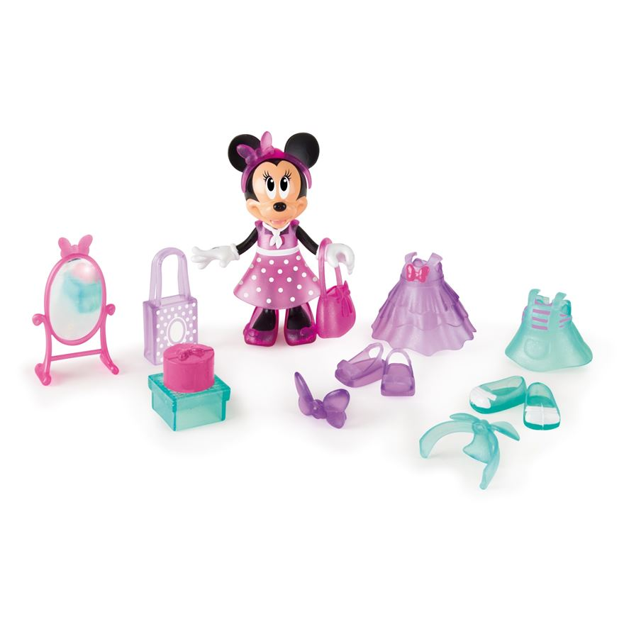 Minnie Mouse Fashion Doll Fashion Fun image-0