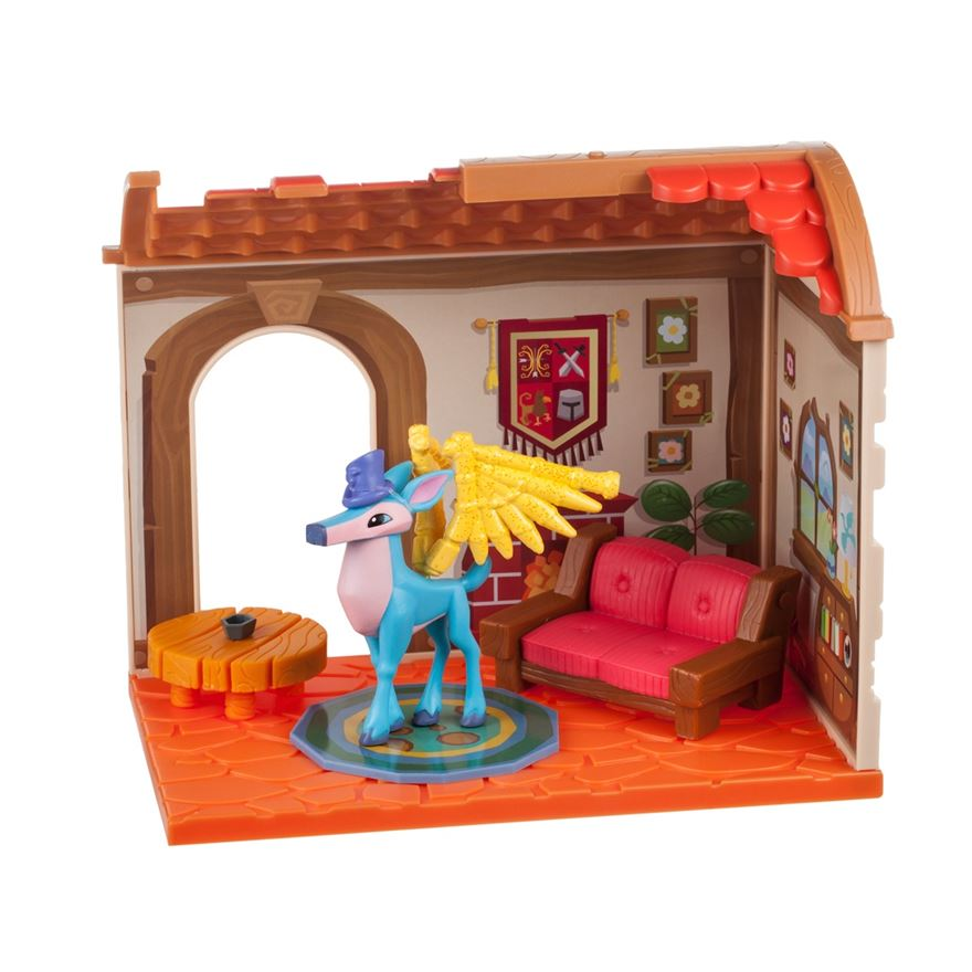 Animal Jam Small House Den image-0