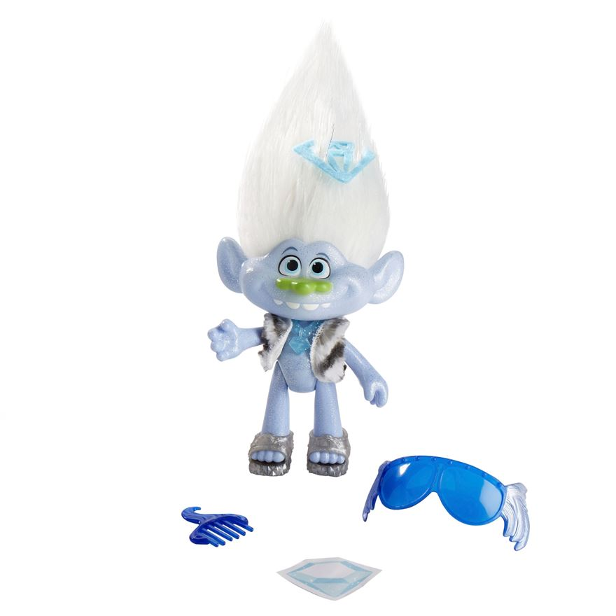 Trolls Guy Diamond Figure image-0