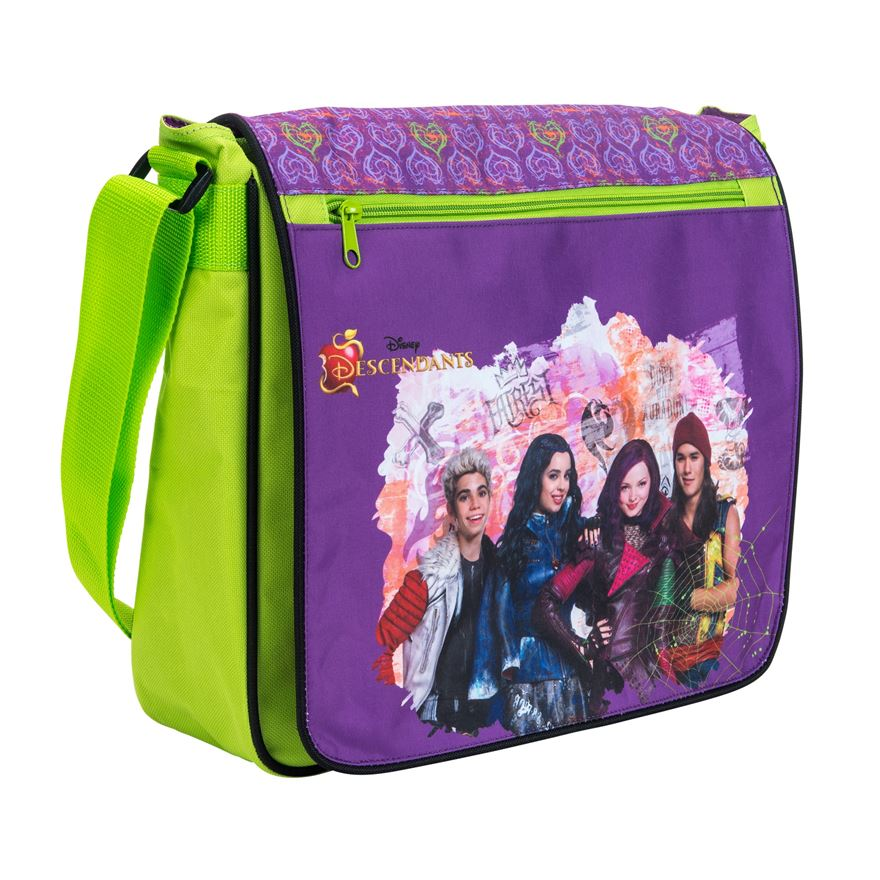 Disney Descendants Messenger Bag image-0