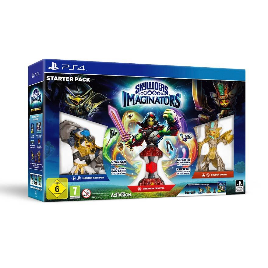 Skylanders Imaginators Starter Pack PS4 image-0