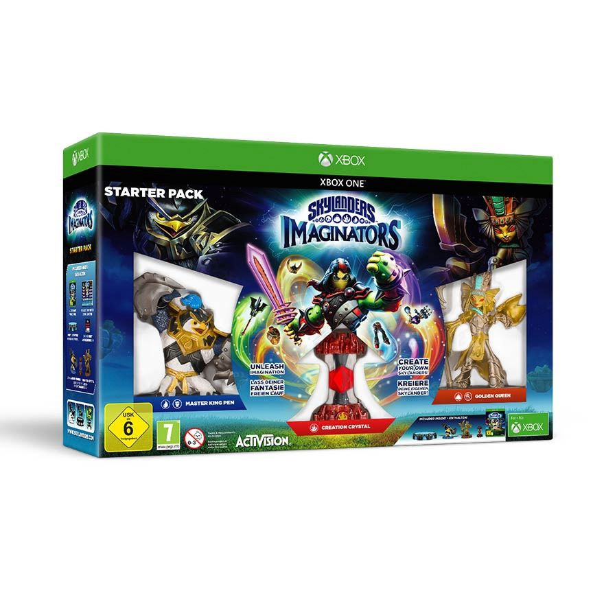 Skylanders Imaginators Starter Pack Xbox One image-0