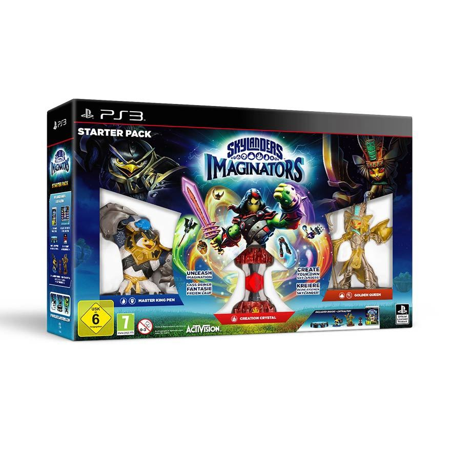 Skylanders Imaginators Starter Pack PS3 image-0