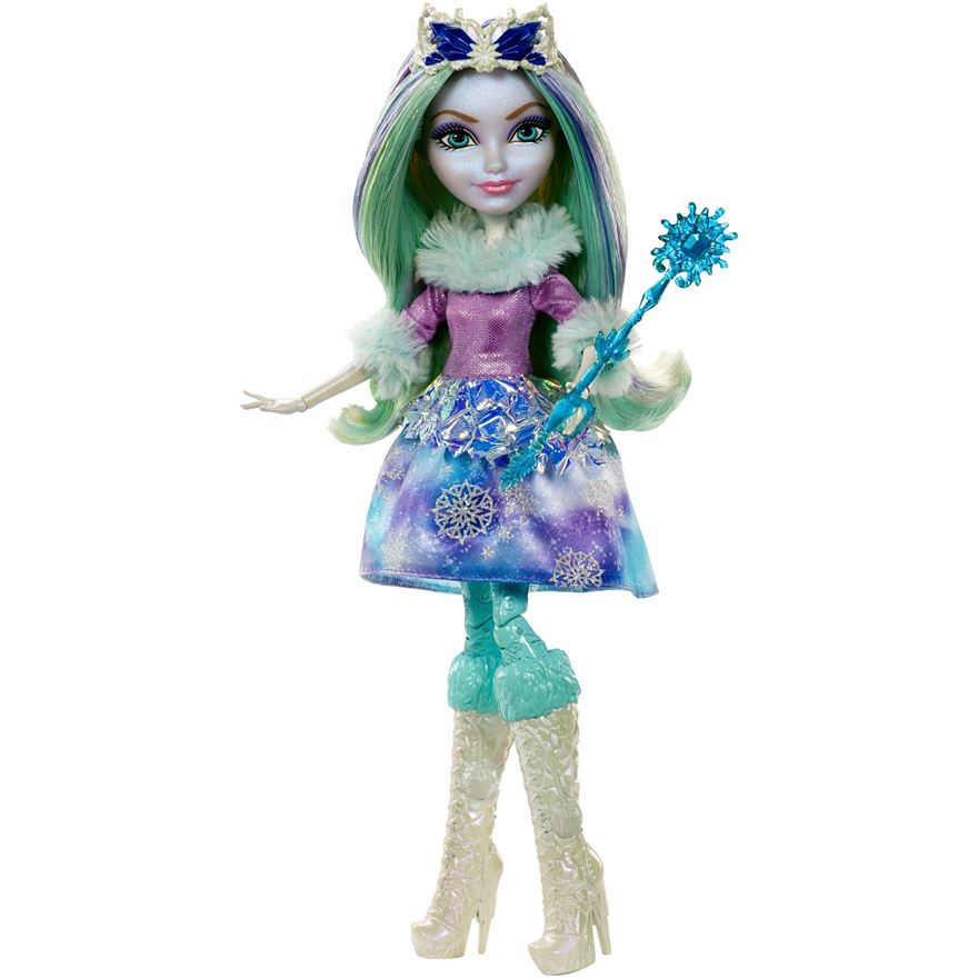 Ever After High Epic Winter Special Edition Crystal Doll image-0