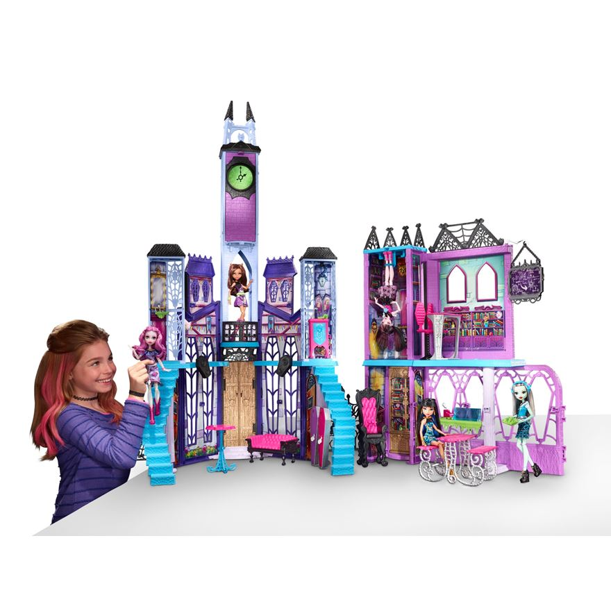 Monster High Haunted School Play Set image-0