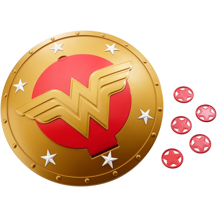 DC Super Hero Girls Wonder Woman Shield image-0